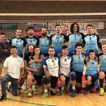 Serie C M foto squadra post Firenze Volley